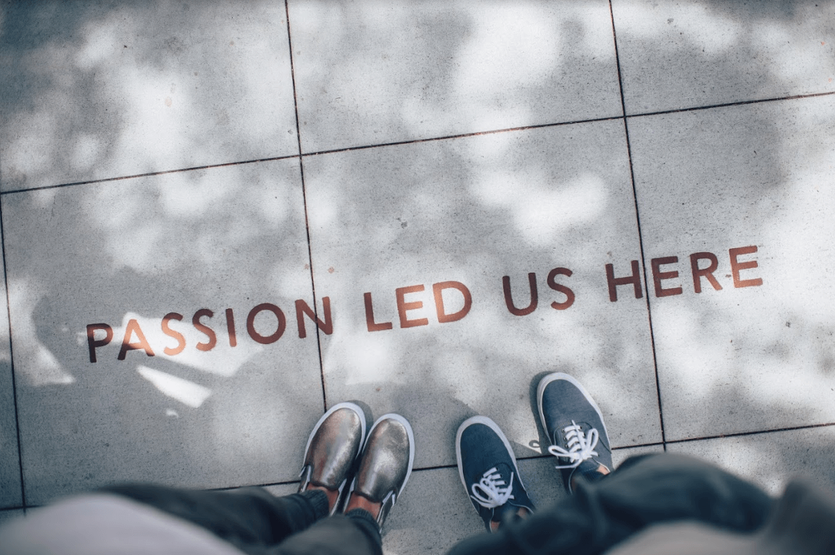 passion led career coaching